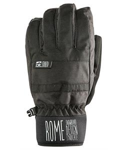 Rome Focus Gloves Black