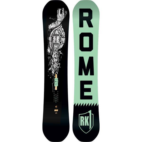 Rome Gang Plank RK1 Len Snowboard