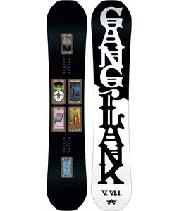 Rome Gang Plank Midwide Snowboard