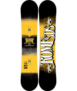 Rome Garage Rocker Wide Snowboard 154