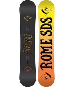 Rome Garage Rocker Midwide Blem Snowboard