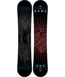 Rome Garage Rocker Midwide Snowboard