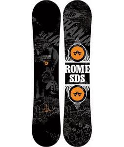 Rome Garage Rocker Snowboard 148