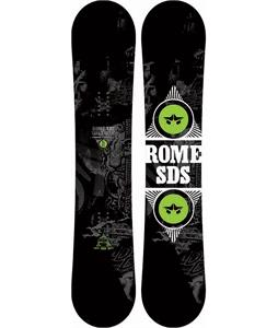 Rome Garage Rocker Wide Snowboard 151