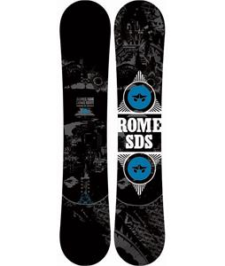 Rome Garage Rocker Snowboard 154