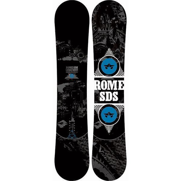 Rome Garage Rocker Snowboard