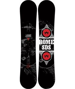 Rome Garage Rocker Wide Snowboard 157
