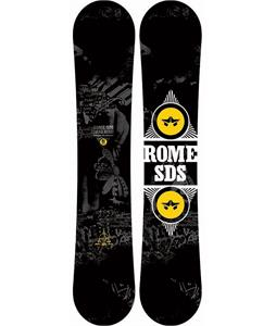 Rome Garage Rocker Wide Snowboard 160
