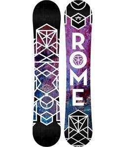 Rome Gold Blem Snowboard