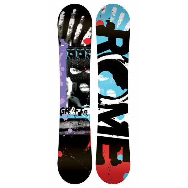 Rome Graft Blem Snowboard