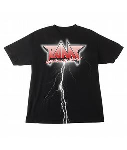 Rome Hair Metal T-Shirt Black