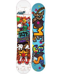 Rome Label Rocker Snowboard 128