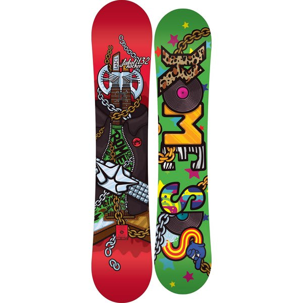 Rome Label Rocker Snowboard