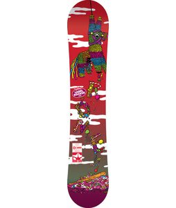 Rome Label Rocker Snowboard 132