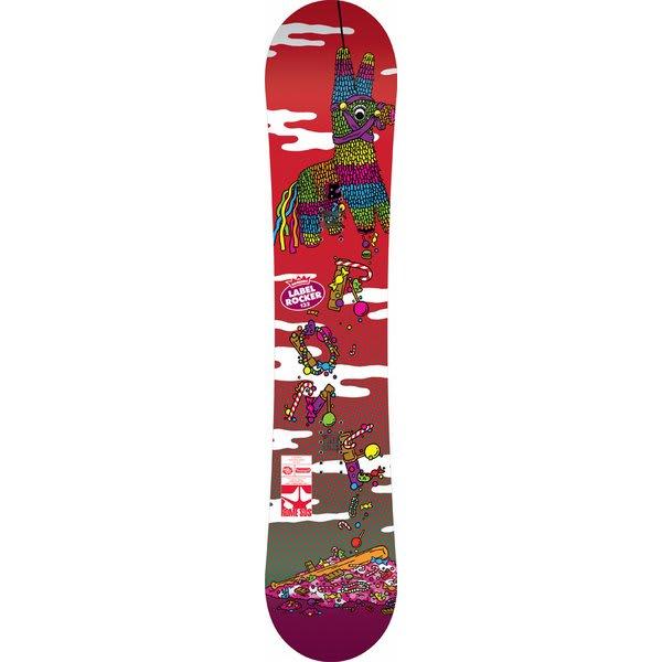 Rome Label Rocker Snowboard