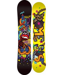 Rome Label Rocker Snowboard 142
