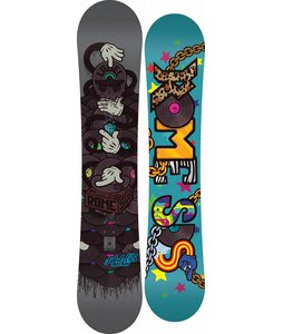 Rome Label Rocker Snowboard 145