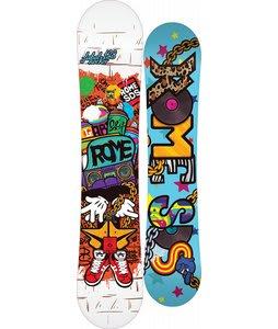 Rome Label Rocker Blem Snowboard