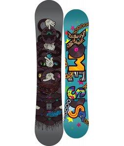 Rome Label Rocker Blem Snowboard 145