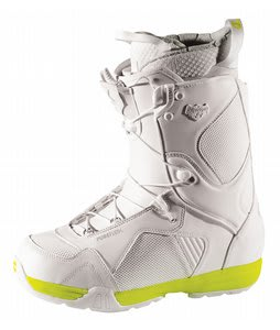 Rome Libertine Pureflex Snowboard Boots White