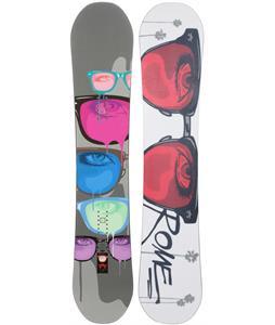 Rome Lo-Fi Rocker Blem Snowboard
