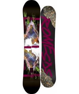 Rome Lo-Fi Rocker Snowboard 154