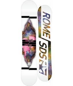 Rome Lo-Fi Blem Snowboard 155