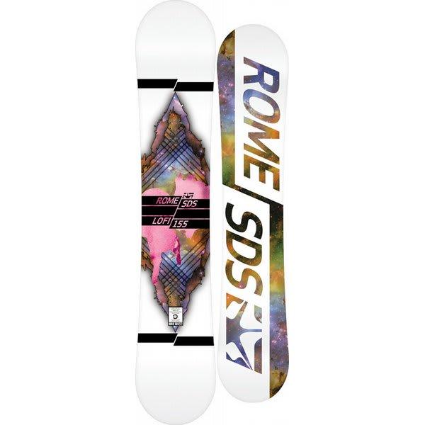 Rome Lo-Fi Snowboard