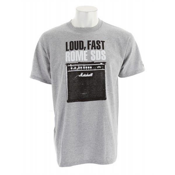 Rome Loud,Fast Decade T-Shirt