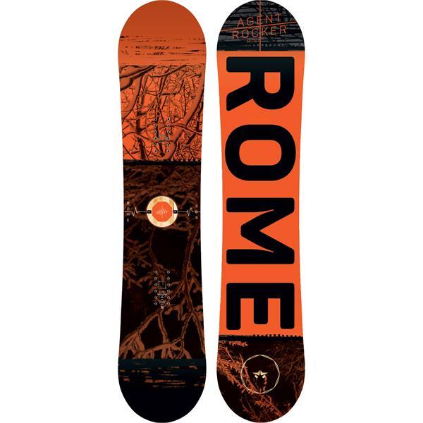Rome Mini Agent Rocker Snowboard