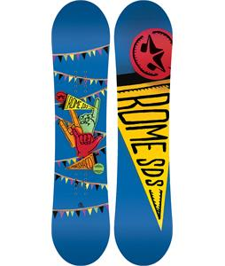 Rome Minishred Snowboard 120