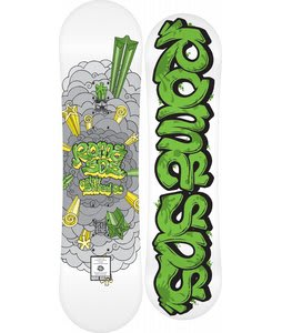 Rome Minishred Rocker Snowboard