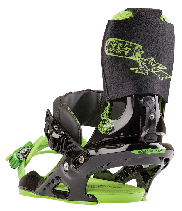 On Sale Rome Mob Boss Snowboard Bindings Up To 60% Off