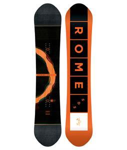 Rome Mod Rocker LE Snowboard 156