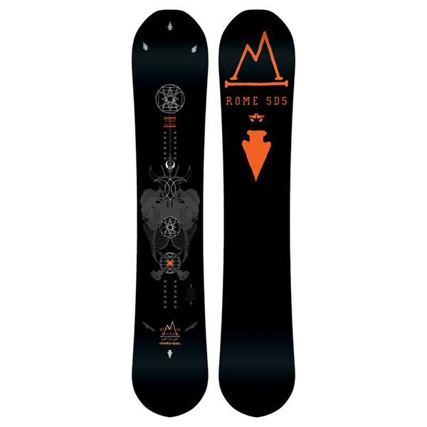 Rome Mountain Division LE Snowboard