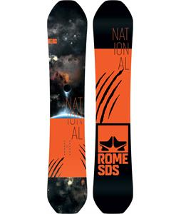 Rome National Bjorn Leines Snowboard