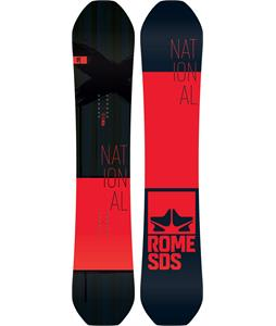 Rome National Midwide Snowboard