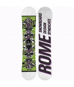 Rome Postermania Wide Snowboard 152