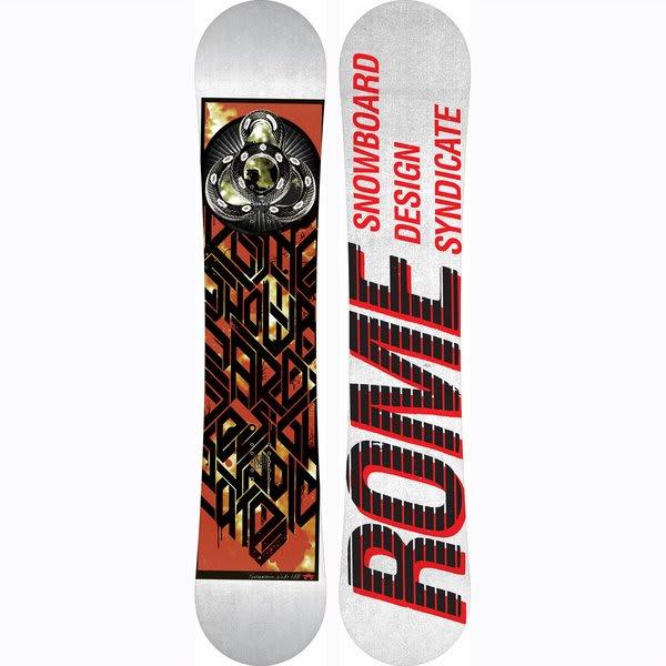 Rome Postermania Wide Snowboard