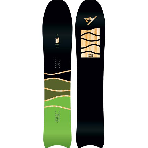 Rome Powder Division Moontail Snowboard