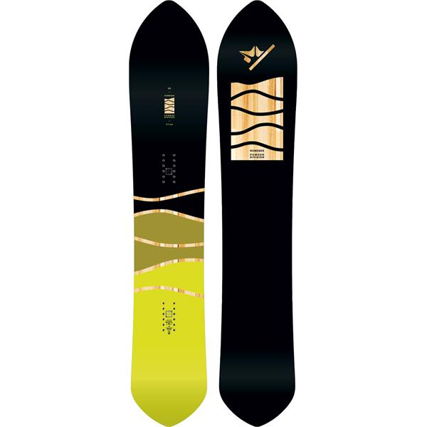 Rome Powder Division Pintail Snowboard