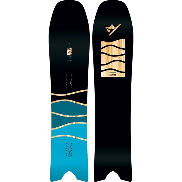 Rome Powder Division Swallowtail Snowboard