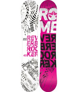 Rome Reverb Rocker Blem Snowboard 148