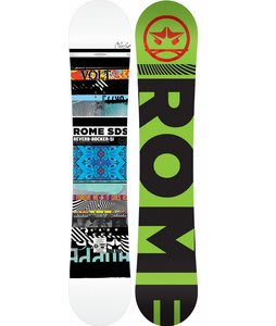 Rome Reverb Rocker Snowboard 151