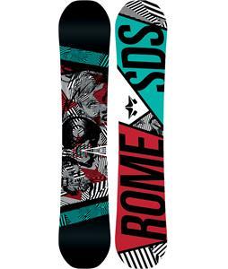 Rome Reverb Rocker Midwide Blem Snowboard