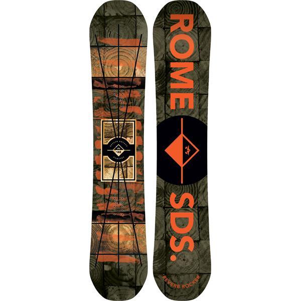 Rome Reverb Rocker Snowboard