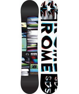 Rome Reverb Rocker Snowboard 148