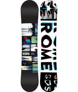 Rome Reverb Rocker Wide Snowboard 153