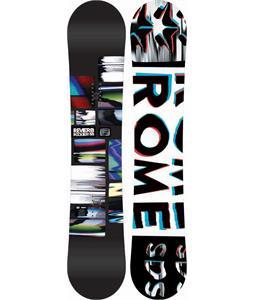 Rome Reverb Rocker Wide Snowboard 155