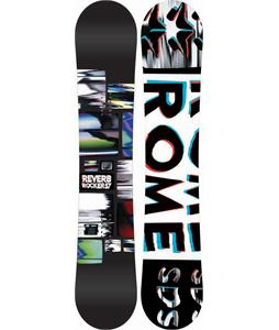 Rome Reverb Rocker Snowboard 157